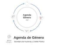 Agenda de Género