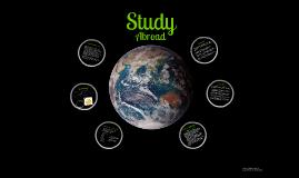 Study abroad presentation