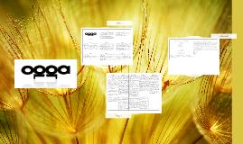 Analisis DOFA y canvas oppa