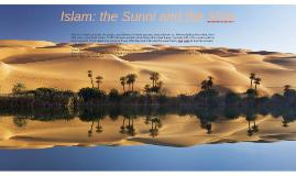 Lesson 3: GCSE AQA Religious Studies - The Split