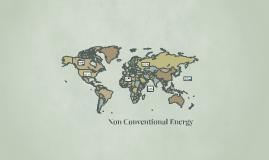 Non Convential Energy