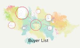 Buyer List