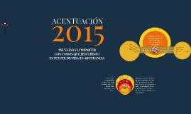 24-08-2014 Acentuación 2015