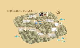 Exploratory Program