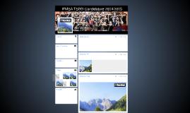 IFMSA TSDD Candidature 2014/2015