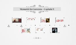 Copy of Memorial do Convento - Capítulo X