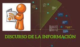 Discurso de la información