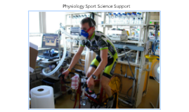 physiology as sport science support