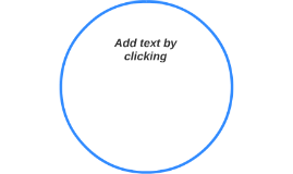 Add text by clicking
