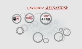 Copy of LAVORO e ALIENAZIONE