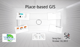 Copy of Place-based GIS