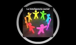 Copy of inteligencia social