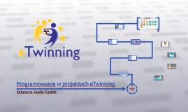 Programowanie w projektach eTwinning