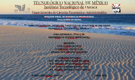 Copy of INSTITUTO TECNOLÓGICO DE OAXACA