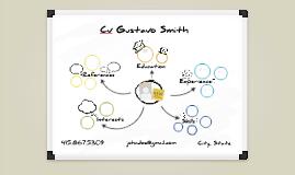 White Board Prezumé de Gustavo Smith