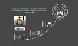 Diseño, Construcción y Control de un robot para operaciones