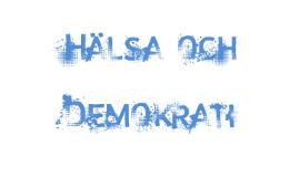 Hälsa och demokrati