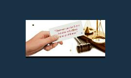 Copy of Anomalías en el lenguaje jurídico