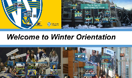 Winter Orientation 2017- Loop