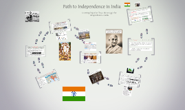 Path to Independence in India