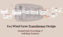 Copy of E05 Wind Farm Transformer Design