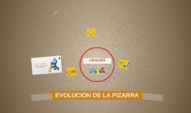 HISTORIA DE LA PIZARRA