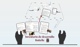 Inventario de desarrollo