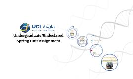 U/U Spring 2017 Unit Assignment