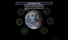Tycho Brahe Test