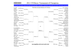 2011 US History Tournament of Champions