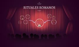 RITUALES ROMANOS
