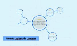 Relojes Logicos de Lamport
