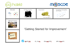 Copy of MaSCOE 'Getting Started for Improvement'