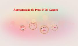 Apresentação do Prezi NTE Xapuri
