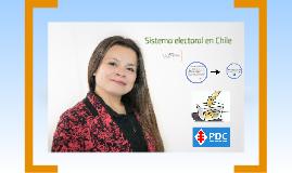 Copy of Sistema electoral en Chile