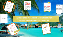 Copy of Aloha from Mill Creek East Elementary