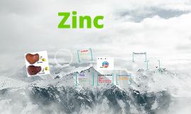 """""""Zinc"""""""
