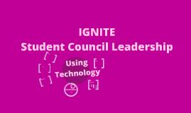 IGNITE Presentation