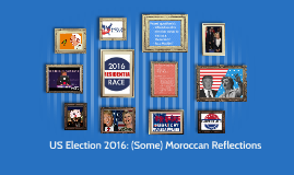 US Election 2016: (Some) Moroccan Reflections