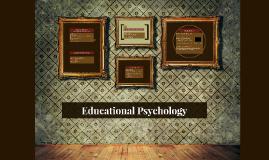 Eductional Psychology