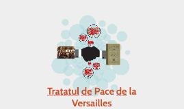 Copy of Tratatul de Pace de la Versailles