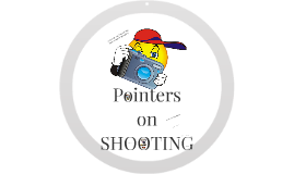 Pointers on Shooting for Spanish translation