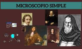 Copy of MICROSCOPIO SIMPLE