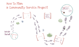 How To Plan a Community Service Project