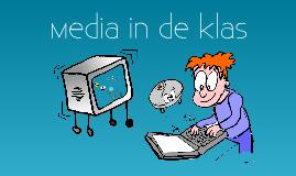 Media in de klas