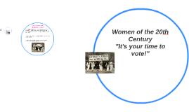 Women of the 20th Century
