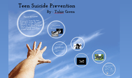 Copy of Teen Suicide Prevention