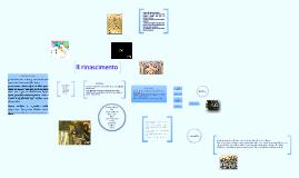 Copy of Il rinascimento