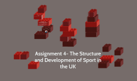 Assignment 4- The Structure and Development of Sport in the
