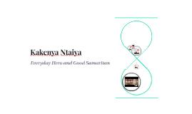 Kakenya Ntaiya